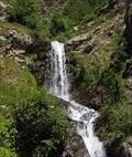 Image for Tschongbach Waterfall - Embd, VS, Switzerland