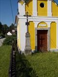 Image for Kríž u kaple - Chobot, okres Strakonice, CZ