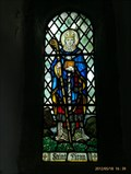 Image for Stained Glass Windows, Saint Piran's Chapel - Trethevy, Cornwall
