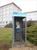 Image for Payphone / Telefonni automat - Žatec, Husova, Czechia