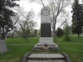 Image for Haileybury Cenotaph - Timiskaming Shores, Ontario
