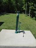 Image for Phelps Road Parking Area Bicycle Repair Station - West Suffield, CT.