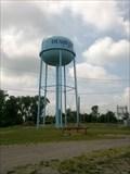Image for Deshler Water Tower West - Deshler, Ohio