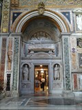 Image for Pope Innocent III in San Giovanni in Laterano - Rome, Italy