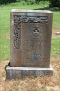 Image for C.P. Ward - Detroit Cemetery - Detroit, TX