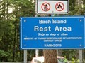 Image for Birch Island Rest Area - Clearwater, British Columbia