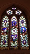 Image for Stained Glass Windows - St Mary - Eastling, Kent
