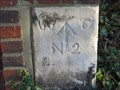 Image for WD No.2 Boundary Stone - Gillingham - UK