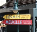 Image for Herman Melville -- The Green, Charlotte NC