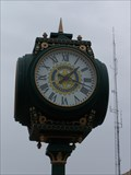 Image for Rotary Intl. Clock - Mitchell, SD