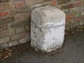Image for Needingworth Milestone - Bluntisham Road, Needingworth, Cambridgeshire, UK