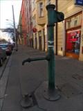 Image for Pumpa v Jaromírové ulici - Nusle, Praha, CZ