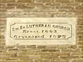 Image for 1883 - Gethsemane Church - Austin, TX