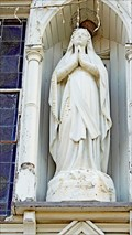 Image for The Madonna - St. Eugene's Church - Cranbrook, BC