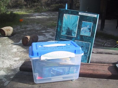 Register with a nearby geocache