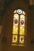 Image for Windows of St. Paul Catholic Church - St. Paul, MO
