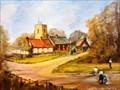 "Image for ""Norton"" by May Bradsell – Norton Rd, Norton, Herts, UK"