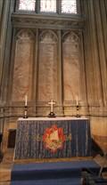 Image for Archbishops of Canterbury -- Canterbury Cathedral, Canterbury, Kent, UK