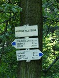 "Image for Rozcestnik ""Husova kazatelna""  - Petrovice, Czech Republic"