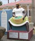 Image for Market Woman Statue - Marigot, Saint Martin