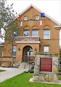 Image for OLDEST - Courthouse in Alberta - Fort MacLeod, AB