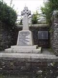 Image for Horrabridge War Memorial, Devon UK