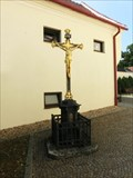 Image for Churchyard Cross - Lysice, Czech Republic