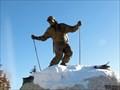 Image for 10th Mountain Division Soldier Statue - Breckenridge, CO