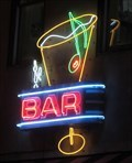 Image for Beale Street Bar - Artistic Neon -  Memphis, Tennessee, USA.