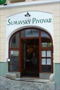 Image for Šumavský pivovar, Vimperk (CZ)