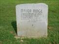 Image for Major Ridge - Polson Cemetery - Grove, Ok.