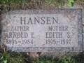 Image for 101 - Edith S. Hansen - Ashland WI USA