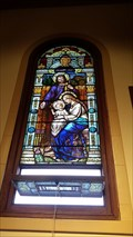 Image for Our Lady Help of Christians Stained Glass  - Watsonville, CA