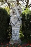 Image for Figurenbildstock hl. Johannes Nepomuk - Wien, Austria