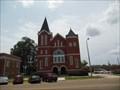 Image for Union Springs Baptist Church Spire (CM2300) - Union Springs, AL