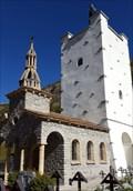 Image for Rippenhelm des ehemaligen Kirchturms - Saas-Grund, VS, Switzerland