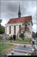 Image for Mestský hrbitov Velvary / Velvary municipal cemetery - Velvary (Central Bohemia)
