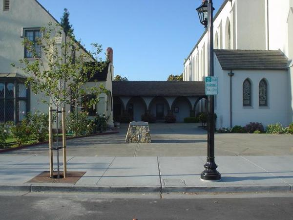 The Family Founded San Leandro Built A Hotel And Donated Several Lots Including Original Site Of St Leander S Church To City