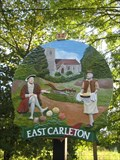 Image for East Carleton Village Sign,  Norfolk, England
