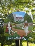 Image for East Carleton Village Sign,  Norfolk, England