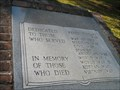 Image for Cynthiana Veterans Memorial - Cynthiana, IN