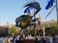 Image for Crab Topiary at Pier 39 - San Francisco, Ca