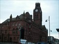 Image for Barrow in Furness Town Hall clock.