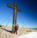 Image for Summit cross Hochschwab - Styria, Austria