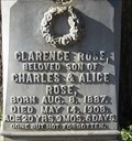 Image for Clarence Rose - Baltimore Cemetery - New Haven, MO