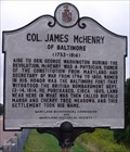 Image for Col. James McHenry