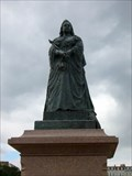 Image for Queen Victoria of Great Britain and Ireland, Empress of India - Warrior Square, St. Leonards-on-sea, UK