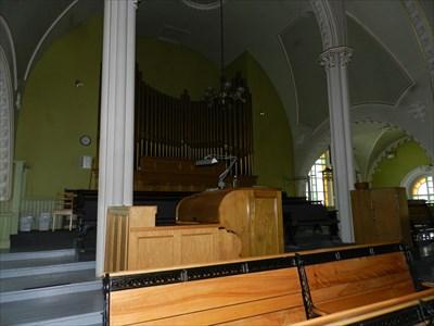 L'église est accessible pendant le jour.
