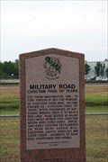 Image for Military Road - Choctaw Trail of Tears - Broken Bow, OK