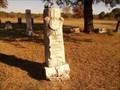 Image for John W. Davis - Klondike Cemetery - Pauls Valley, OK